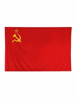 Флаг СССР 135х90