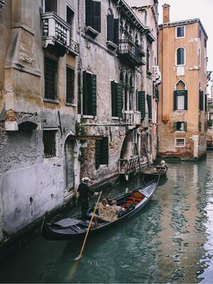 Картина на холсте Венеция