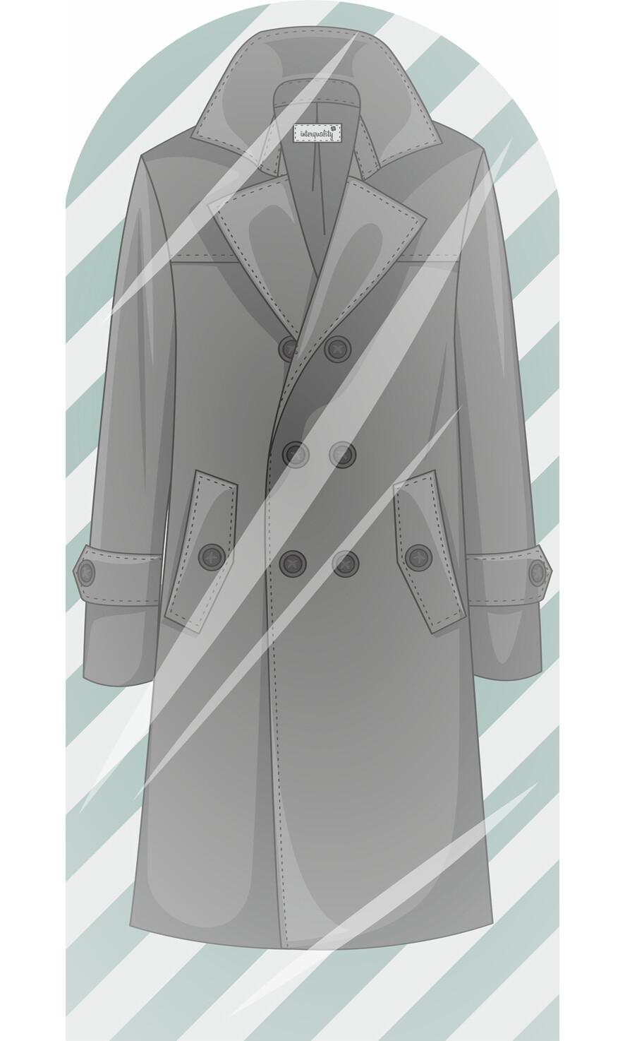 Чехол для одежды Пальто мужское