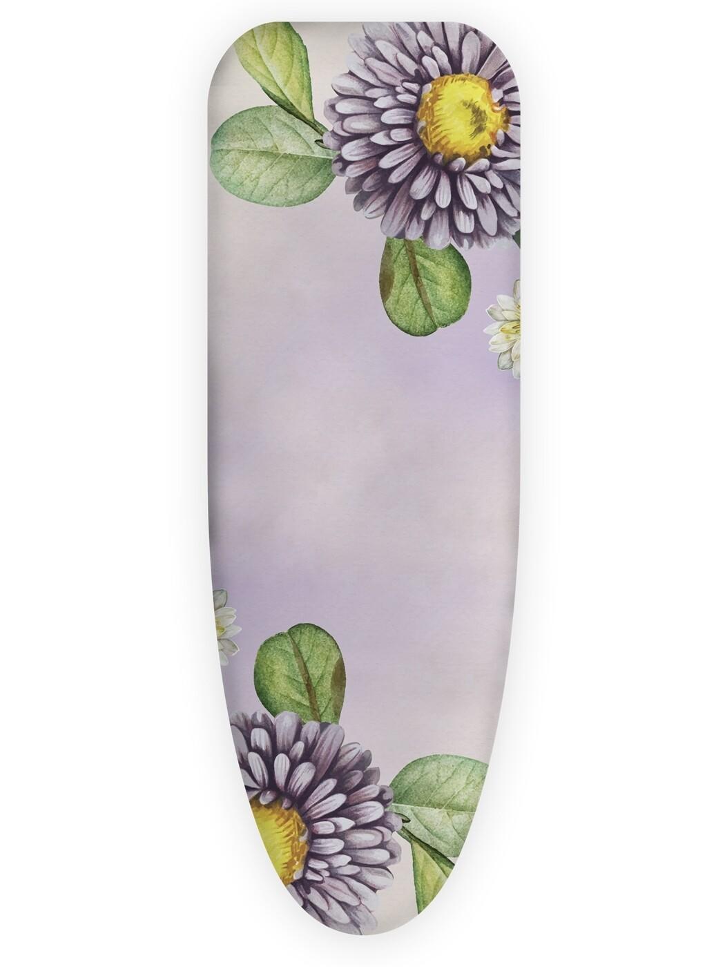 Чехол для гладильной доски Purple flower