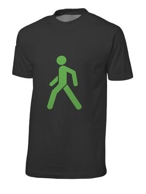 Футболка мужская Пешеход