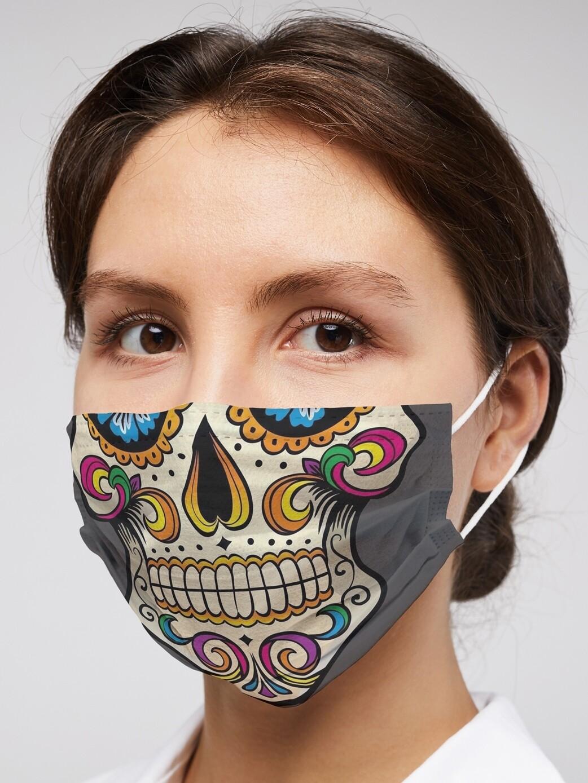 Защитная маска Череп