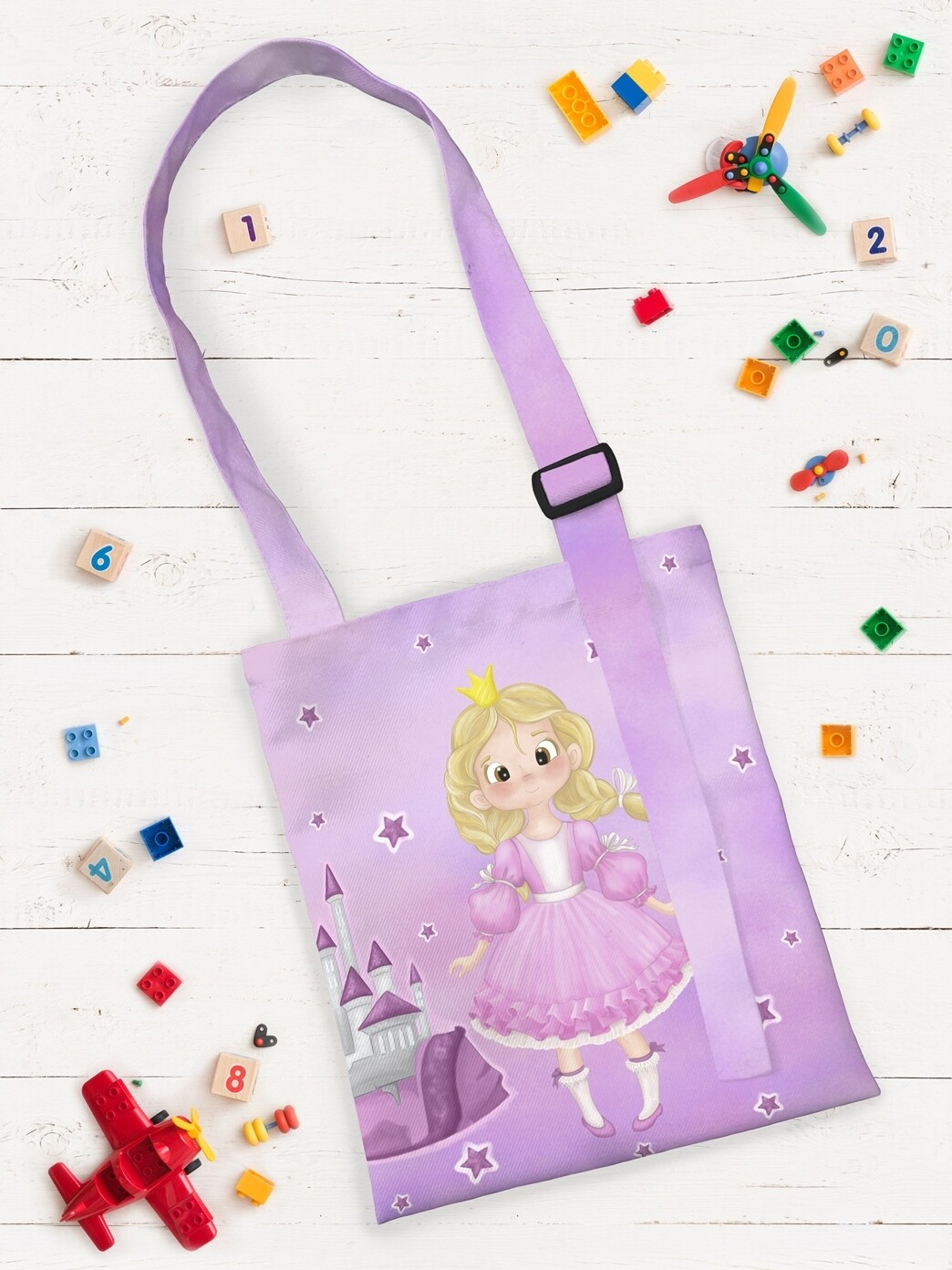 Сумка шоппер детская Принцесса