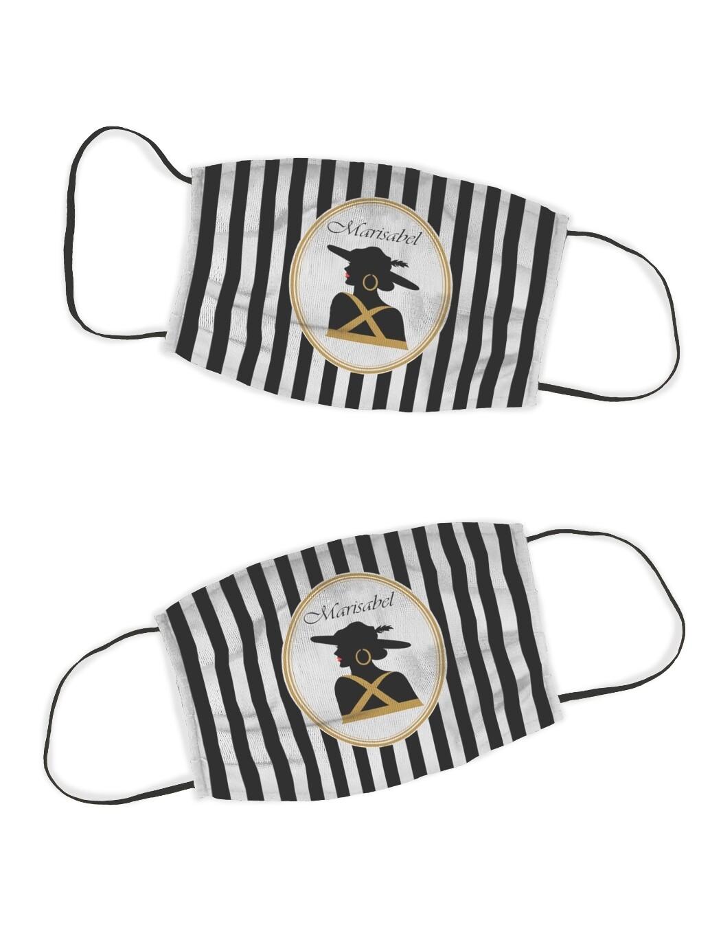 Защитная маска набор 2 шт. Марисабель