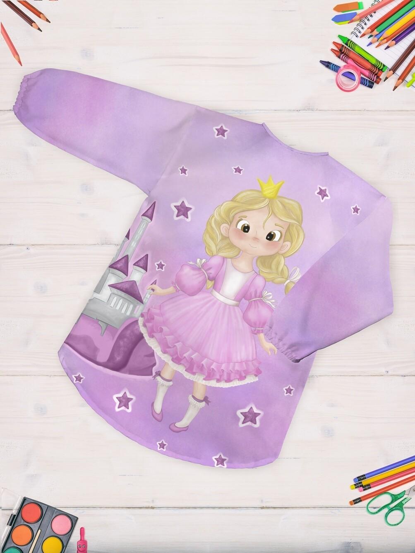 Фартук для творчества детский Принцесса