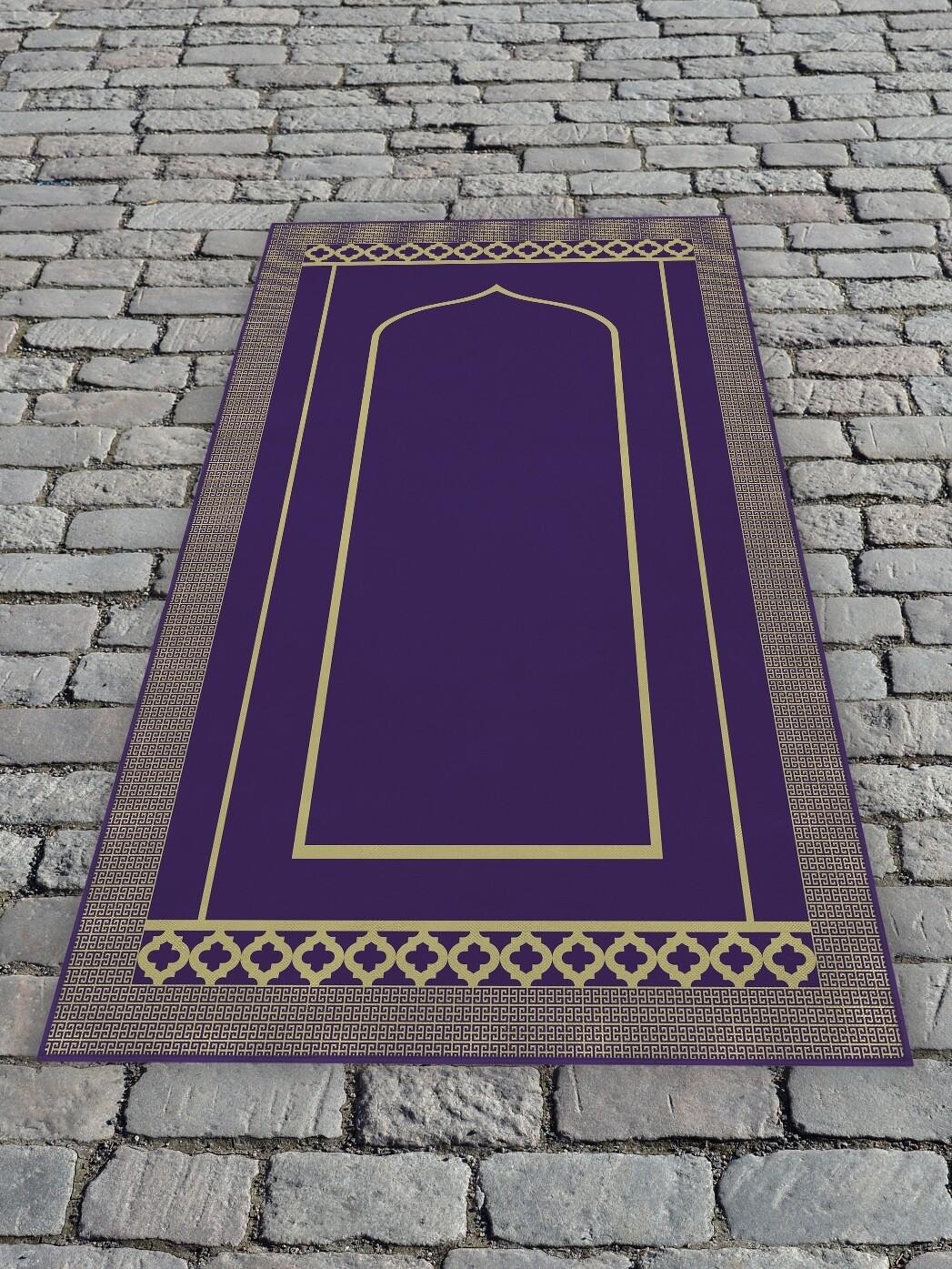 Молельный коврик Фиолетовый