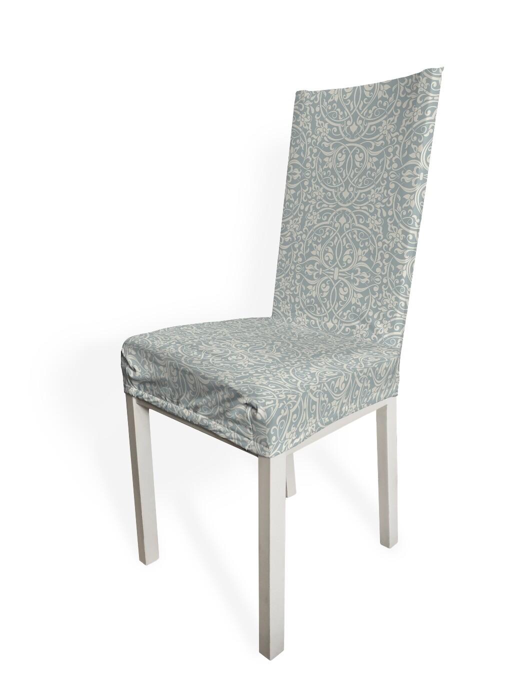 Чехол на стул Бирюза