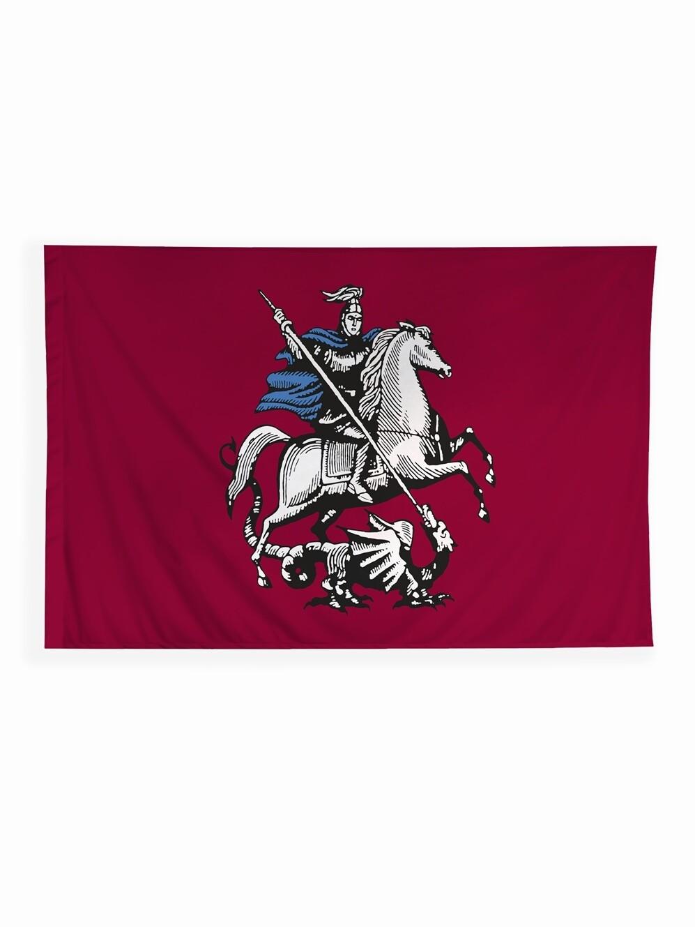 Флаг Москвы 135х90
