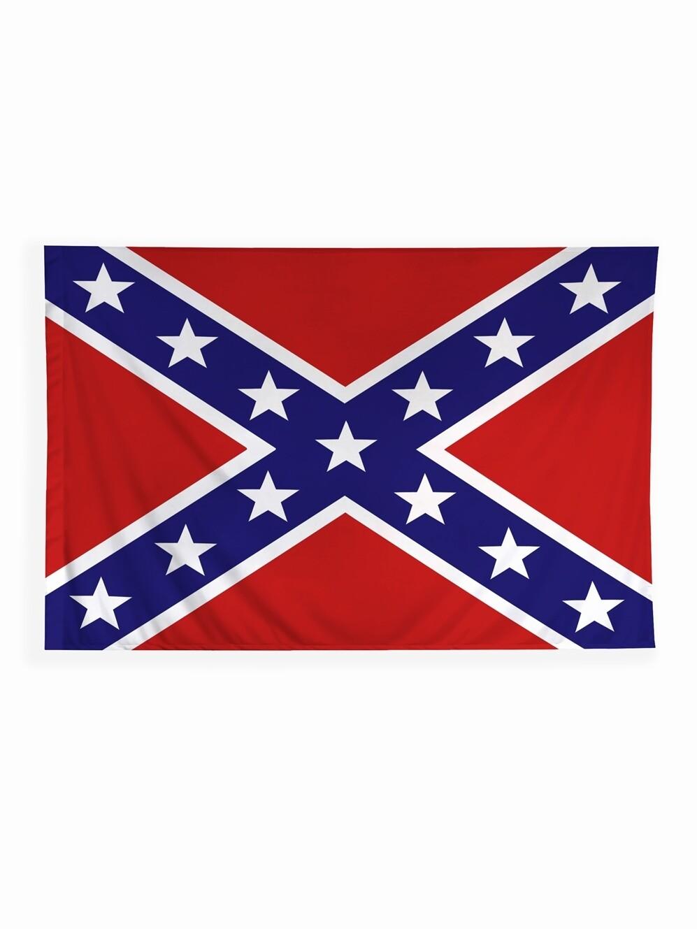 Флаг Конфедеративных Штатов Америки 135х90