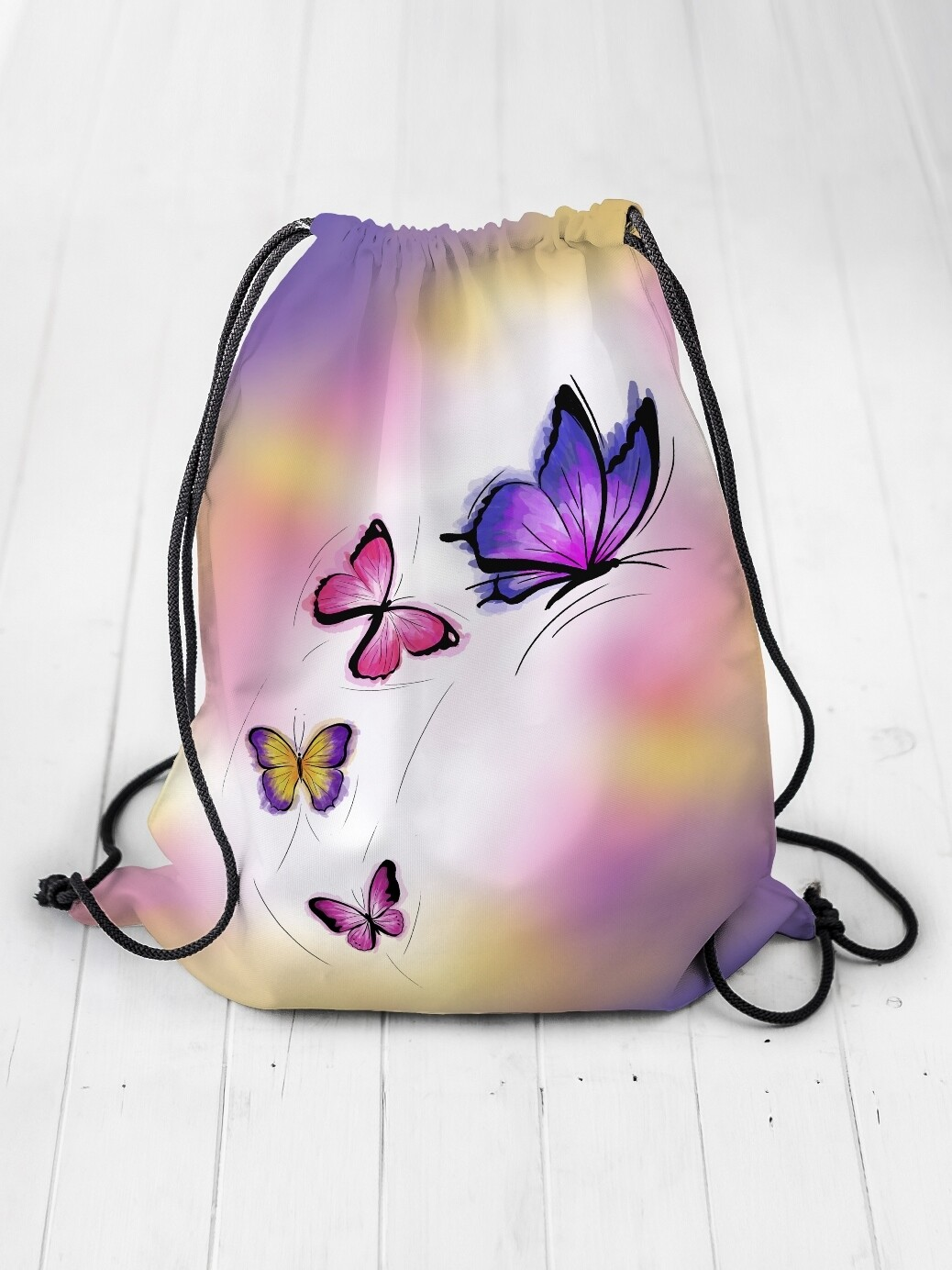 Рюкзак-мешок Бабочки