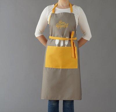 Фартук для готовки BON APPETIT
