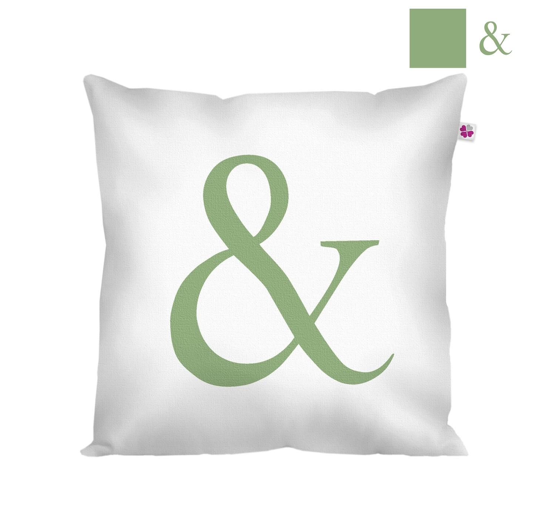 Декоративная подушка AND