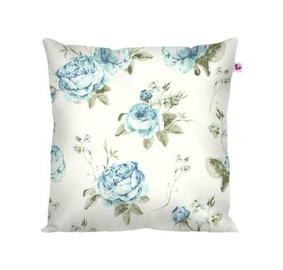 Декоративная подушка цветы