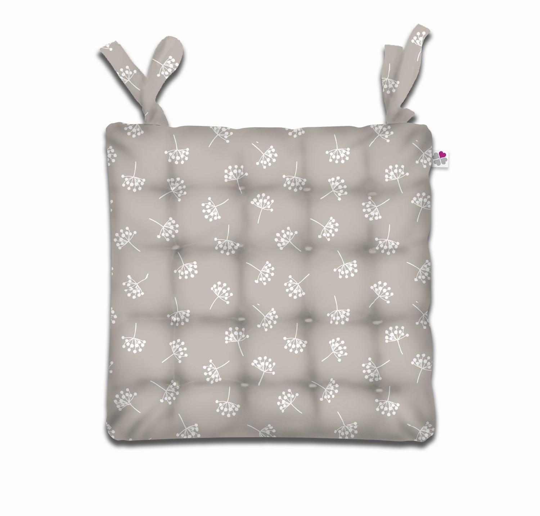 Подушка на стул РОГОЖКА