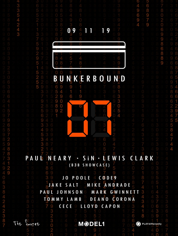 Saturday 9th November 2019 - Bunkerbound 7th Birthday