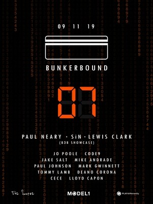 Saturday 9th November 2019 - Bunkerbound 7th Birthday