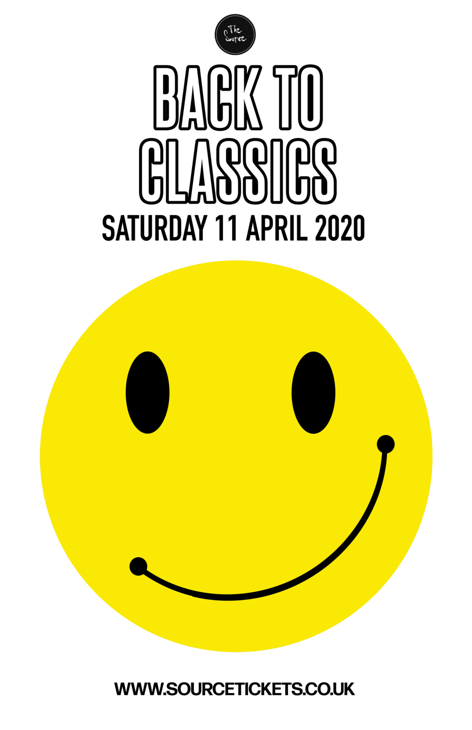 Saturday 11th April 2020 - Back To Classics Easter Special