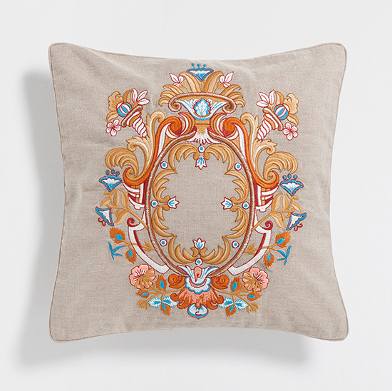 Machine Embroidery Design Luxury classic - 2 sizes RPE-374