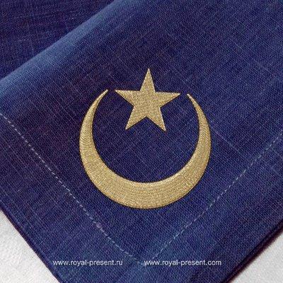 Machine Embroidery Design Islam