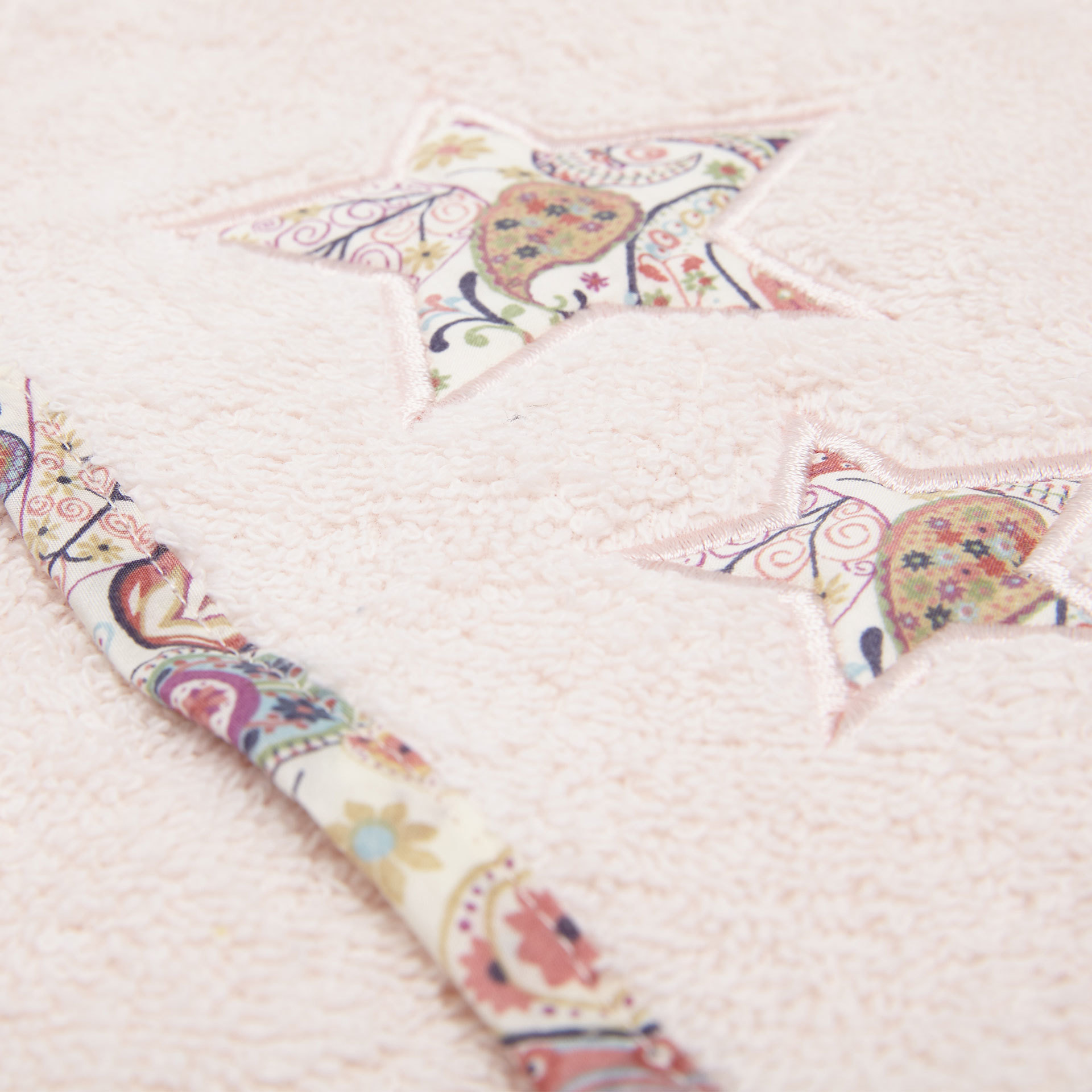 Star Applique Machine Embroidery Design Free - 3 sizes
