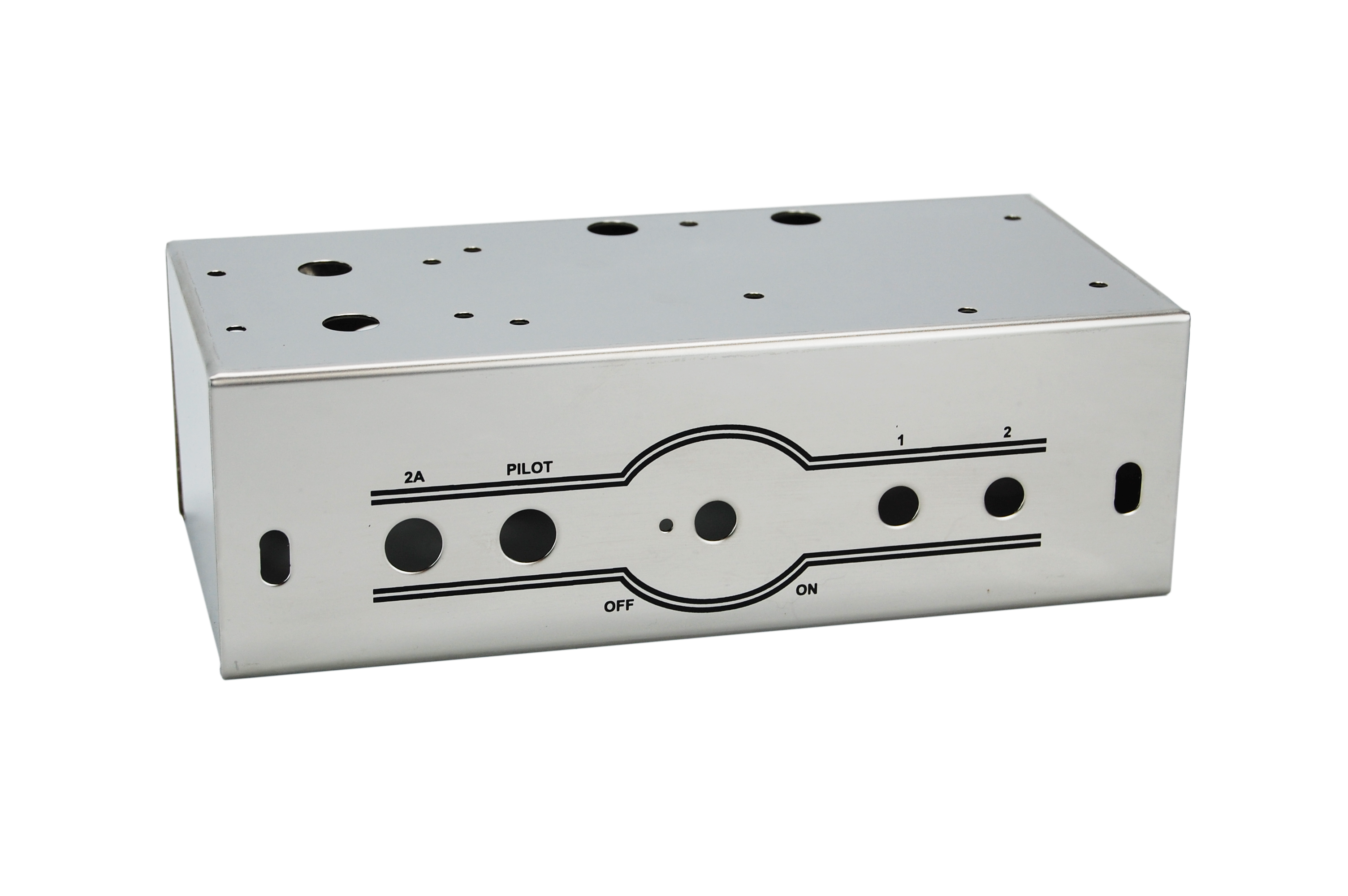 Supro s1606 style guitar amplifier chassis