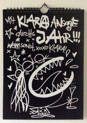 Klara Ansage Kalender