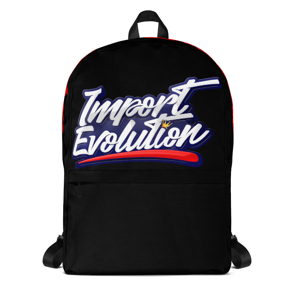 Import Evolution Backpack