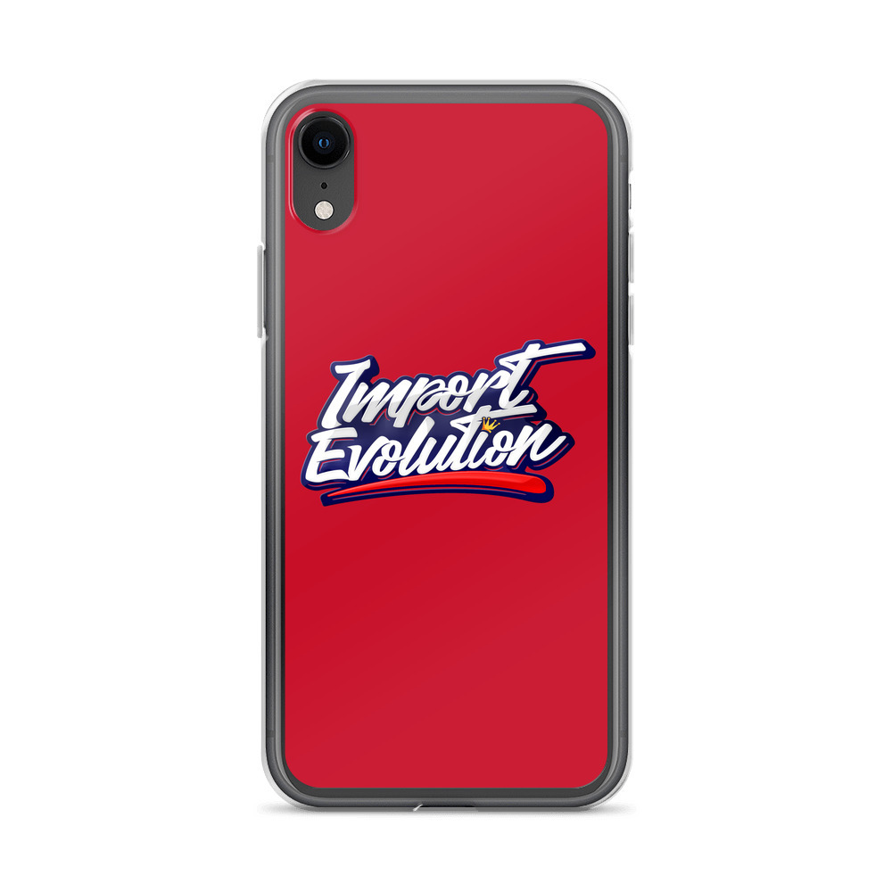 IE iPhone Case
