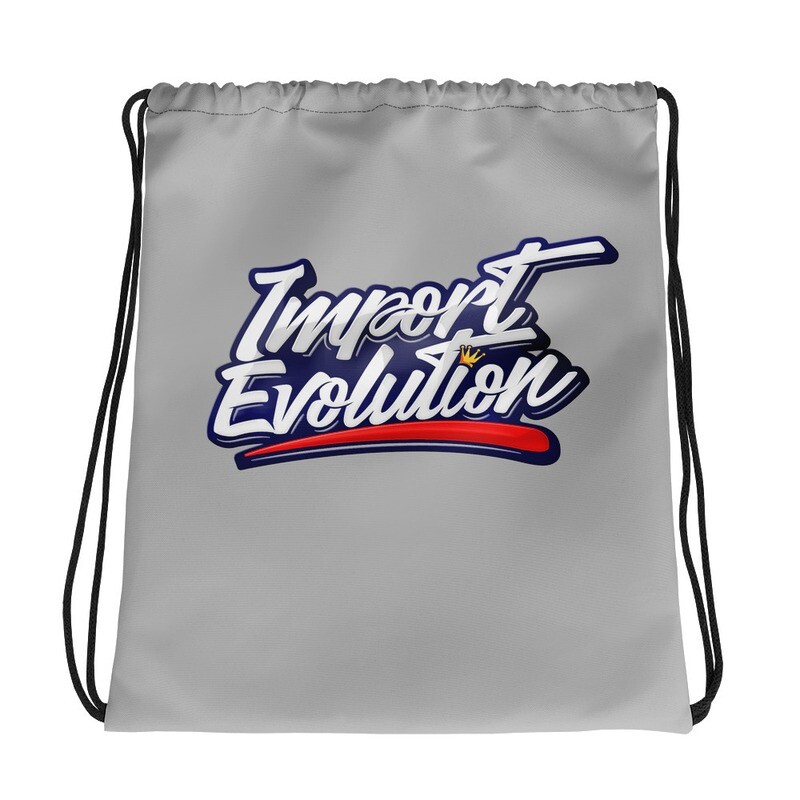 IE Drawstring bag