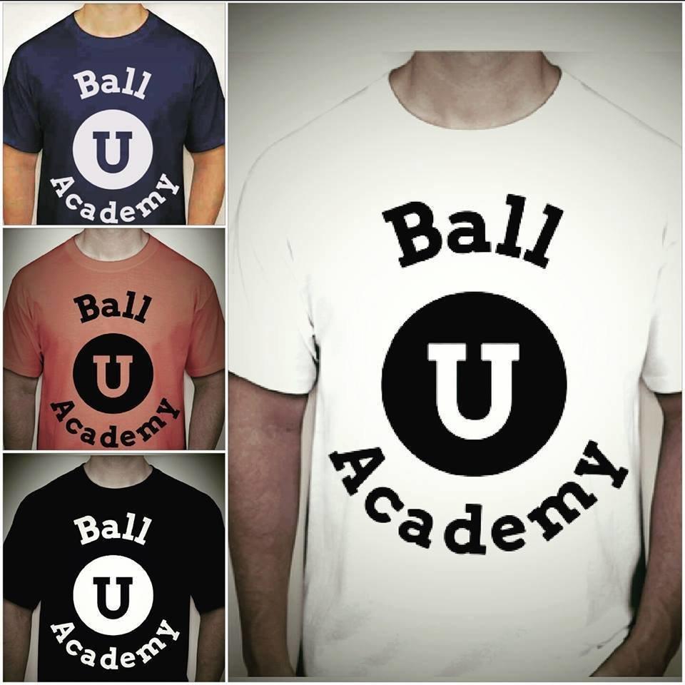 Ball U Academy -Adult Tee 00006