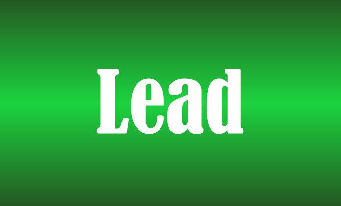 Lead Level Sponsorship 18SSPLD