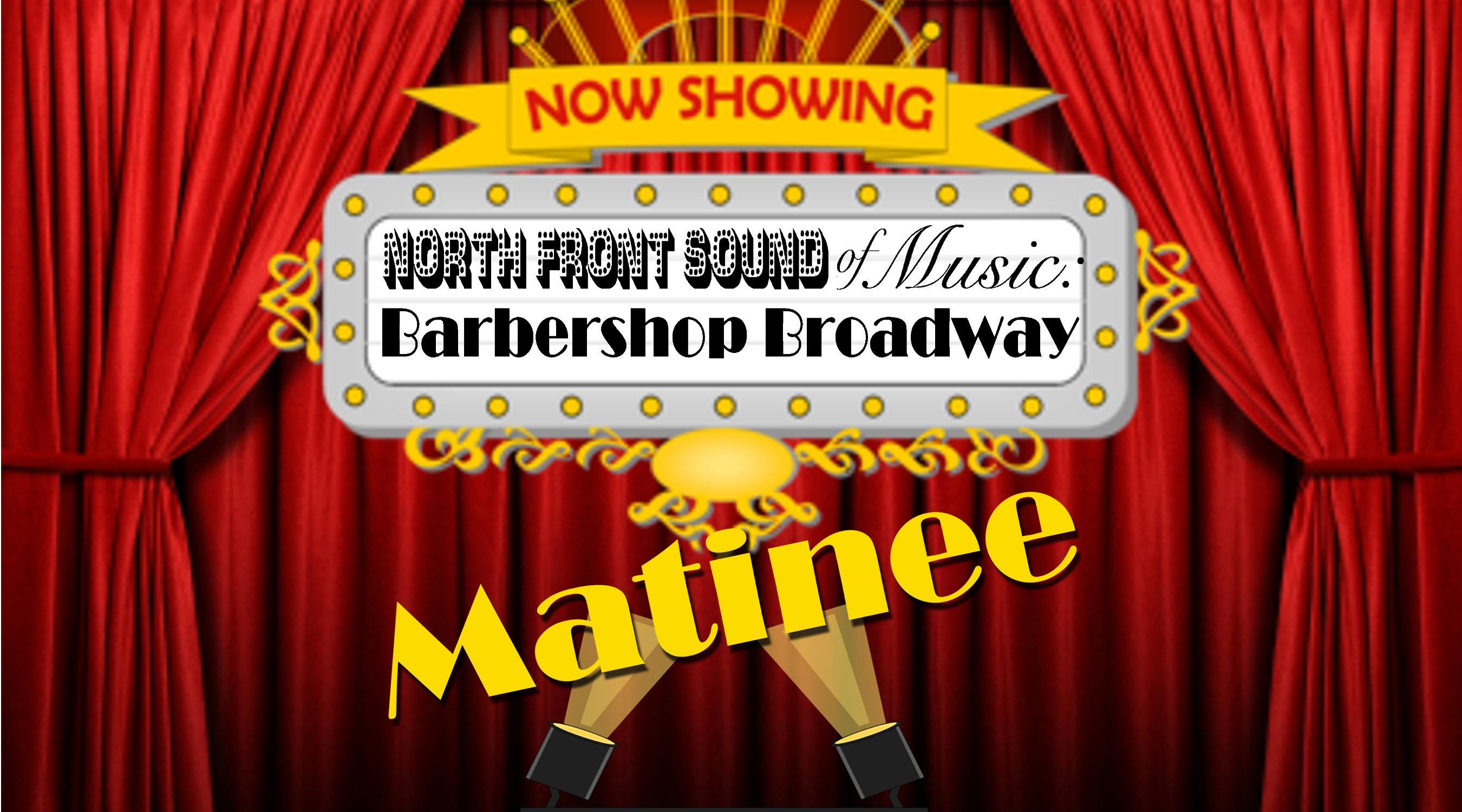 Matinee Ticket 18SMRG