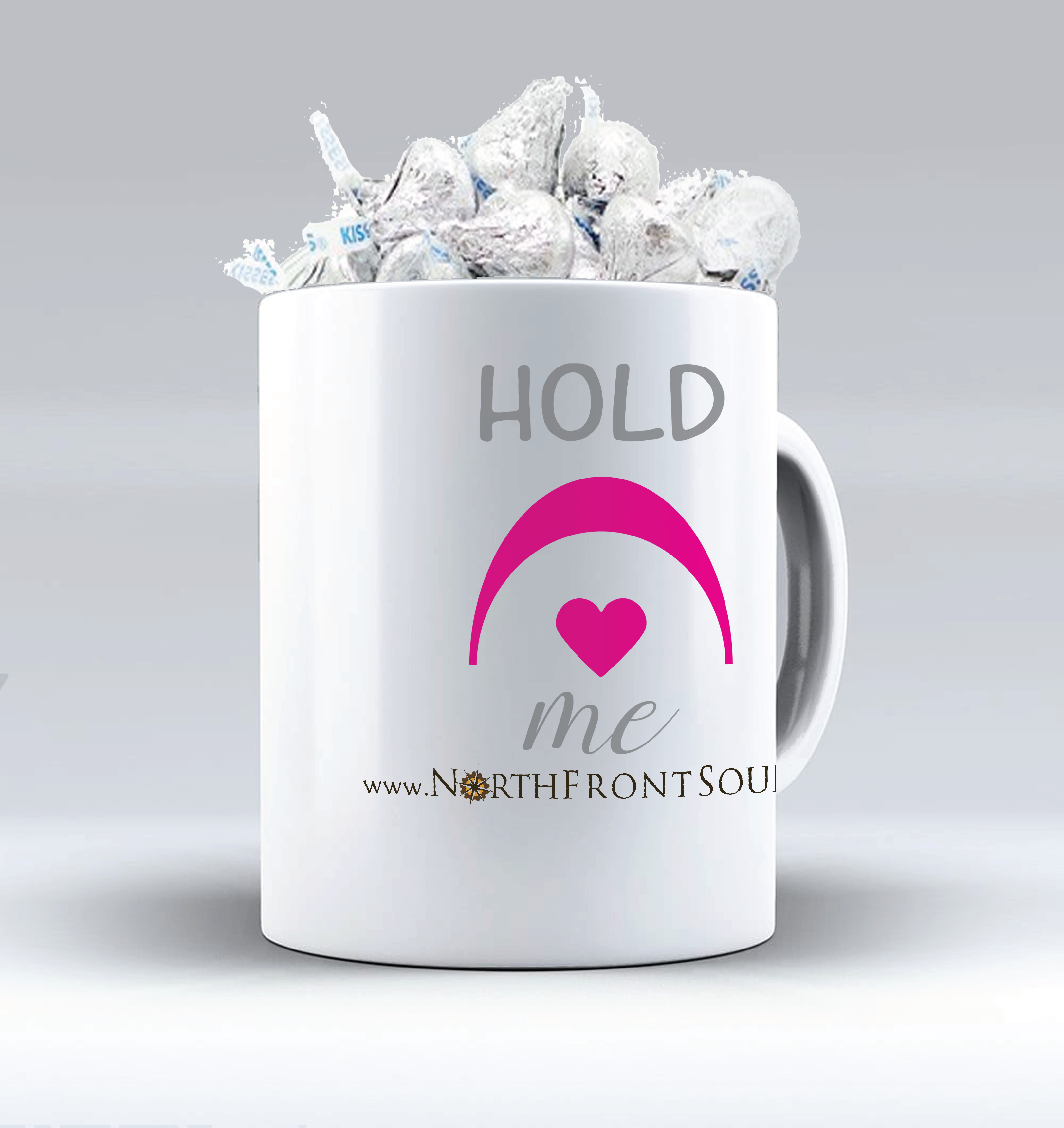 "Mugs & Kisses ""Hold Me"" M04HLDME"