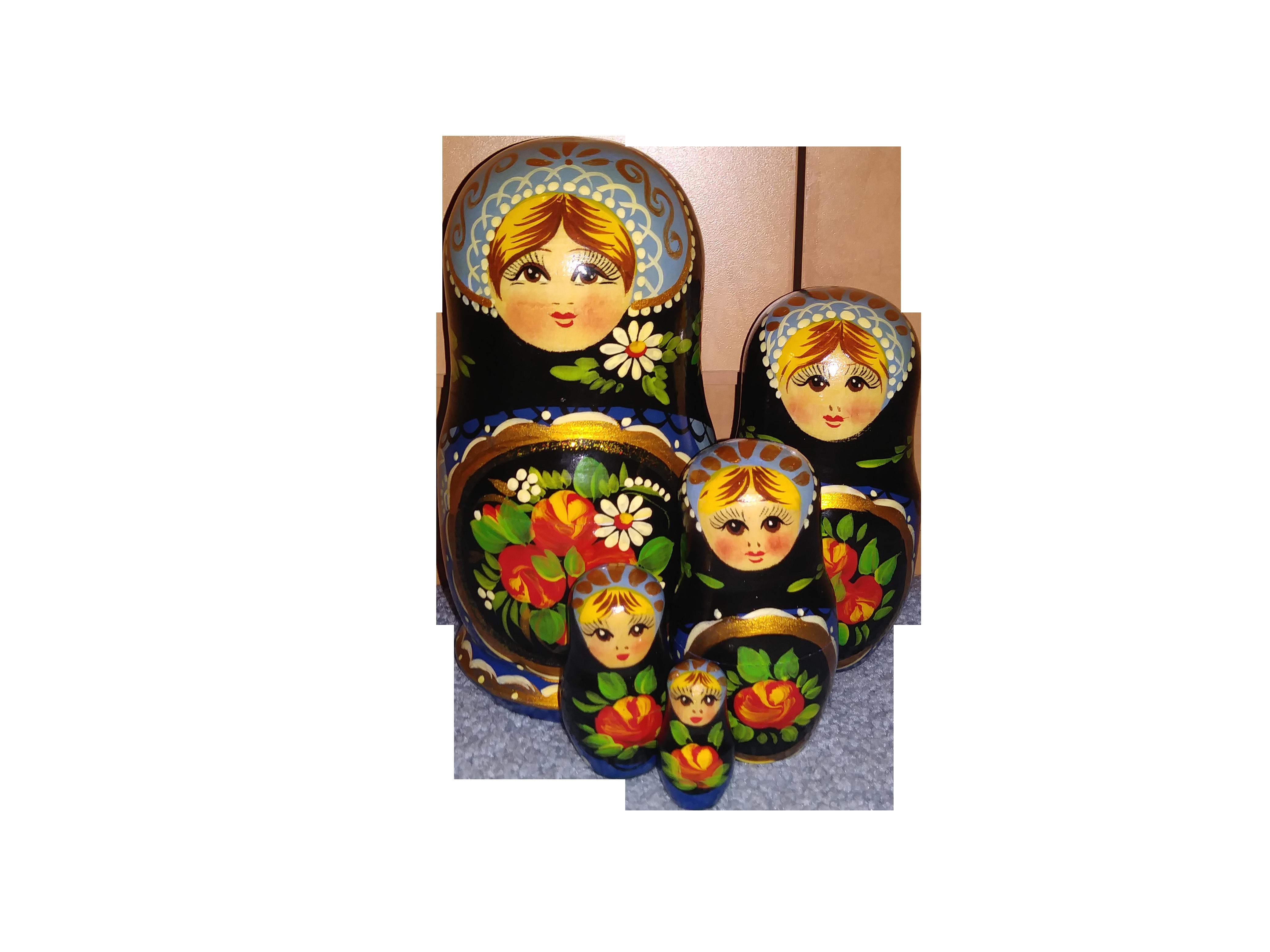 Polka Flower Maiden 00029