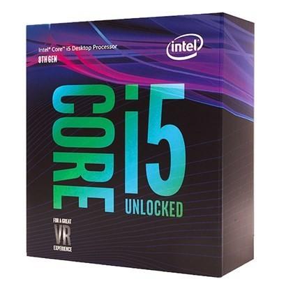 INTEL CORE i5 8600K 3.6GHZ 9MB 6 CORES BOX