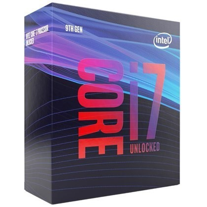 INTEL CORE i7 9700K 3.6 GHZ 12MB 8 CORES TRAY