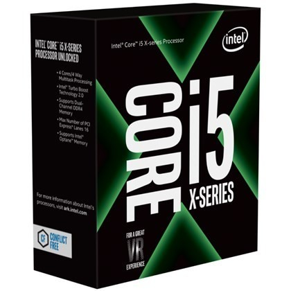 Intel® Core™ X i5-7640X BOX W/O FAN