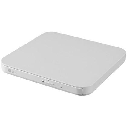 DVDRW SLIM EXTERNAL LG USB WHITE