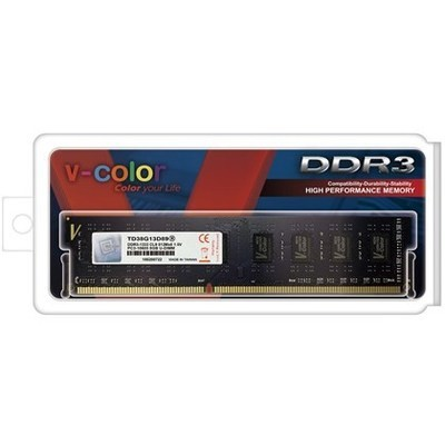 DDR3 8GB 1333MHZ 1.5V 16CHIP V-COLOR