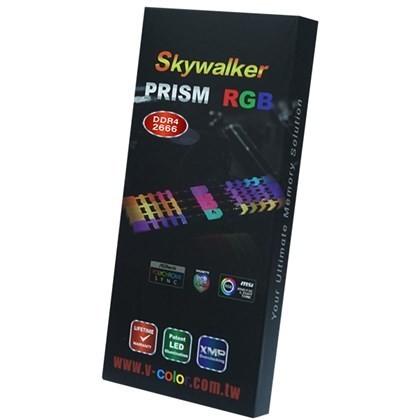 DDR4 8GB 2666MHz PRISM RGB RED HEATSINK V-COLOR