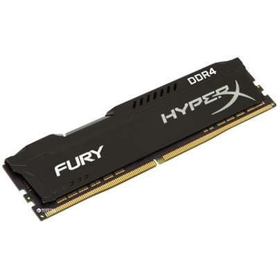 DDR4 8GB 3200MHz HyperX Fury Black Kingston