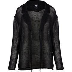 Vevd jakke