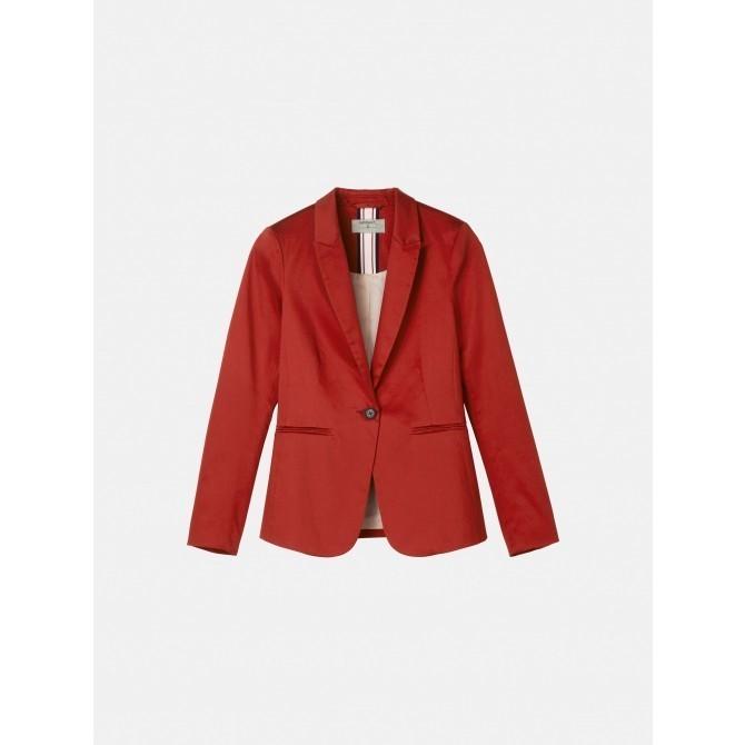 Shiny blazer