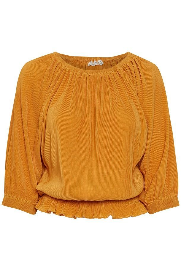 Kacee Top-Sunny Yellow