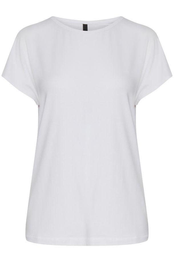 Almira T-shirt-White