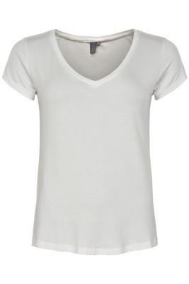 Poppy T-shirt/hvit