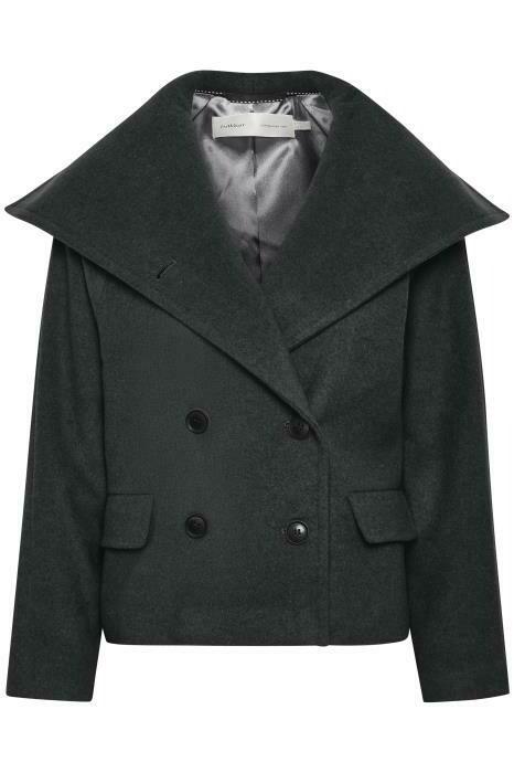 Zeliel Short Coat-sort