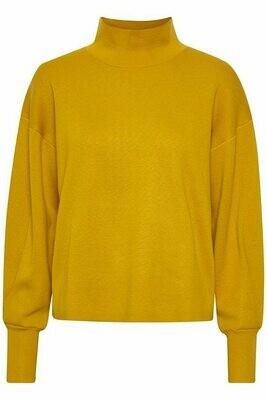 IlzelW Wanetta Pullover-Sunny yellow