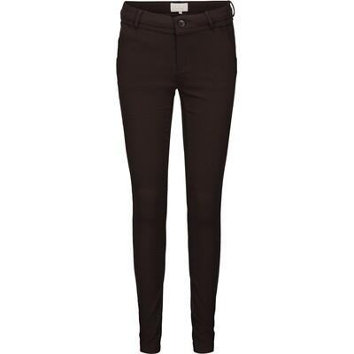 Carma Pants-dark brown