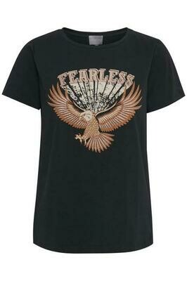 Cugabriella T-shirt-Black